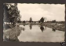 DOYET (03) CHATEAU D'EAU à l'ETANG DE LA GARE , en 1950