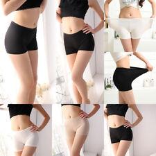 Safety Shorts Women Lady Pants Leggings Seamless Basic Plain Underwear'