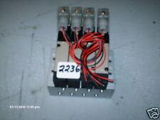 CKD Solenoid Valve 4-#4KB219-L2K W/Sub Assembly (NEW)