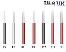 Microblading LINER Needles SPMU Eyebrow Tattoo Micro blade RL Type