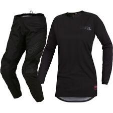 NEW Oneal 2019 MX Element Classic Black Jersey Pants Womens Motocross Gear Set