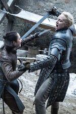 Maisie Williams / Gwendoline Christie [Game of Thrones]10x8 Photo 62856