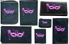Porte Chequier ou compagnon ou porte monnaie ou porte carte grise Masque