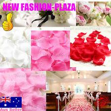 Brand New High-Quality Silk Fabric Rose Petals For Wedding Restaurant Decoration