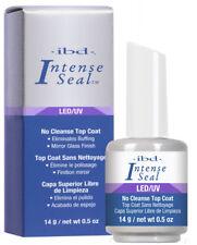 IBD LED/UV Intense Seal UV Gel No Cleanse Top Coat 0.5oz/15ml 60505 Pick Any