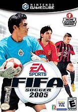 FIFA SOCCER 2005 - Gamecube