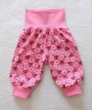 MaxiMo Hosen Hose Baby Shirthose mehrfarbig bunt Baumwolle Mädchen Gr.62//68