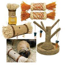 Rosewood Boredom Breaker Loofa Corn Seagrass & Sisal Gnaw Chew Fun Activity Toy