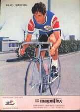 WILMO FRANCIONI Cyclisme MAGNIFLEX 75 ciclismo Cycling equipo ciclista 1975 vélo