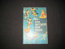 The Den Mother's Denbook, Feb. 1961 printing