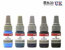 SPMU Doreme EYELINER Pigment, PMU Tattoo Brow Microblading Permanent Liquid Ink