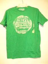 Chevrolet Chevy Green Adult T Shirt Race Custom New NWT