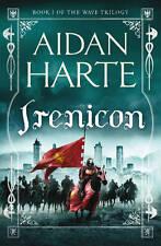 Irenicon: Book One (Irenicon 1) by Aidan Harte  BRAND NEW HARDBACK  A23