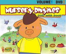 Children Nursery Rhymes DVD2 Plus Book2 Volume 1
