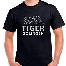 Tiger Solingen WW2 WWII German dagger sword knife blade t shirt