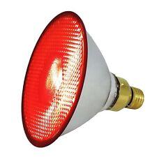 Infrarotlampe Energiesparlampe 100 W /175 W PAR 38 Wärmelampe Rotlichtlampe