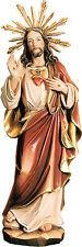 Statua Sacro Cuore di Gesù con Raggiera - Sacred Heart of Jesus With Halo