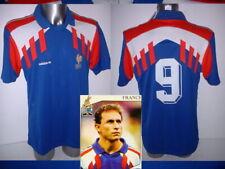 France Adidas Papin 1990 Retro Shirt Jersey BNWT Adult M L Football Francais New