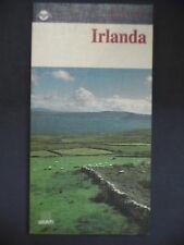 Guida di viaggio per IRLANDA Mappe Turistica Indirizzi Cosa vedere Itinerari in