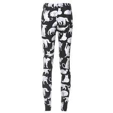 Women Leggings Fat Cat Printed legging legging S-4XL leggings 125