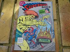 SUPERMAN POCHE n° 66 de 1983 bon état petit manque dans le bas de couverture