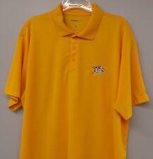 Nashville Predators NHL Hockey Mens Performance Polo Shirt XS-6XL, LT-4XLT New