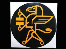 Ladislav Sutnar original artwork/sign for Golden Griffin Gallery,NYC 1940s
