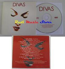 CD DIVAS DIONNE WARWICK ARETHA FRANKLIN NINA SIMONE MARY COUGHLAN (C9) NO lp mc