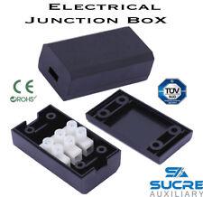 17.5A 450V ac 3 broches câble électrique fil connecteur boîte de jonction uk