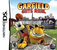 Garfield Gets Real (Nintendo DS, 2009)