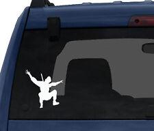 Ninja Samurai #7 - Assassin Katana Duel Sneak Swing  - Car Tablet Vinyl Decal