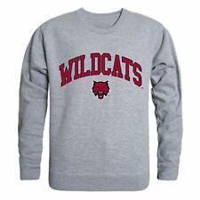 CWU Central Washington University Campus Sweatshirt Sweater Heather Grey