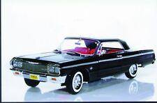 1:18 Ertl Chevy Impala '64 SS 409 HT black NIB