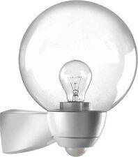 Außen Wandlampe mit Bewegungsmelder 130° ESYLUX EL10026102 ws Modell AL P Monza