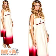 Diosa Venus Damas Vestido Elaborado Disfraz Antiguo Griego Romano Adultos Para Mujer Nuevos