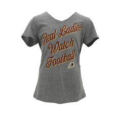 898e14b7c Washington Redskins Official NFL Apparel Teens Juniors Girls Size T-Shirt  New