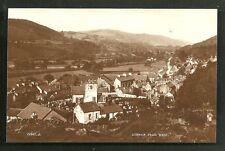 Corwen photo postcard Denbighshire Wales 20s
