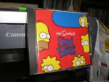 CD POP SIMPSONS-Sing the Blues Bart Homer Groening AP
