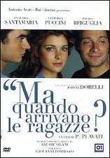 """""""MA QUANDO ARRIVANO LE RAGAZZE? (2005) - DVD NUOVO"""