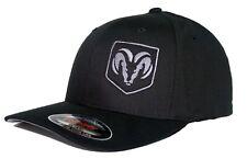 Ram Truck hat cap fitted flexfit curved bill Dodge