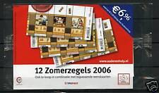 Nederland 2417-2418 4 (!!!) blokken zomerzegels in cellofaan
