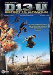 EUC District 13: Ultimatum (DVD, 2010) FREE US SHIP