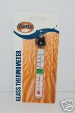 Betta Vidrio Termómetro. tropicales de acuario Tanque. rj020