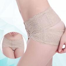 Coomir Pelvis Correction Belt Hip up Women Postpartum Belly Wrap Belts Medium beige