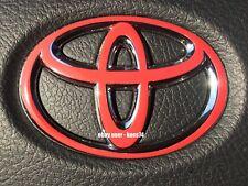 Toyota FJ Cruiser Steering wheel Emblem Decal 07 08 09 2010 2011 2012 2013 2014