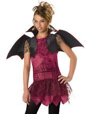 Vampire Witch Twilight Girls Teens Kids Draclua Halloween Costumes