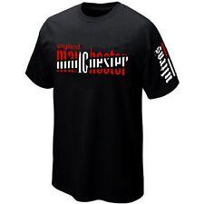 T-Shirt ULTRAS MANCHESTER ENGLAND ANGLETERRE ultra Maillot ★★★★★★