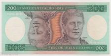 Bank of Brazil 200 Cruzeiros Bank Note
