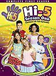 Hi-5 - Season 1 Box Set (DVD, 2008, 3-Disc Set)