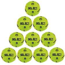 Select Handball Goalcha Street Durable Ball Set of 10 Green Black 42 cm 47 cm